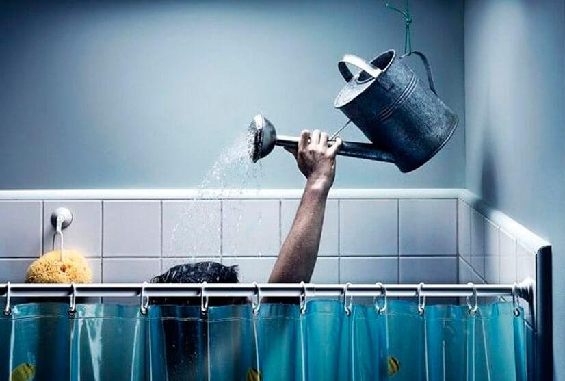 Нет горячей воды - куда звонить и жаловаться?