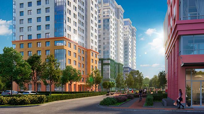Инфраструктура жилого комплекса