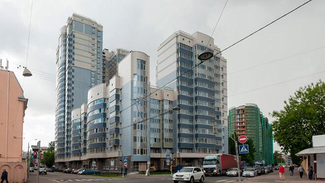 ЖК Небо Москвы