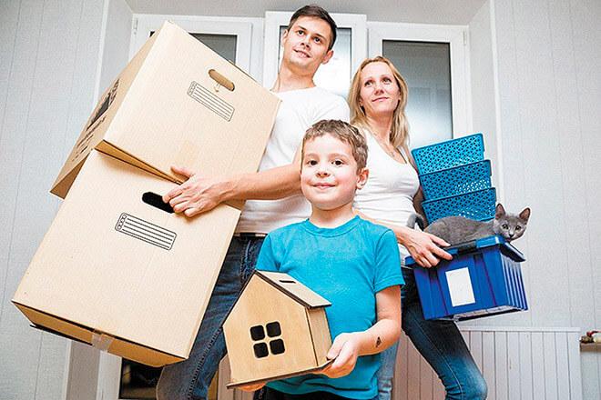 Продать квартиру с ребенком